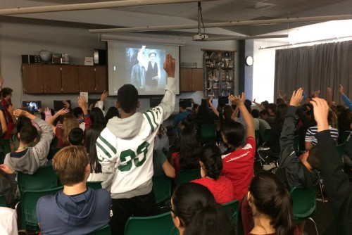 Ford's Theatre offers interactive distance-learning programs about Abraham Lincoln's assassination and the city of Washington during the Civil War.