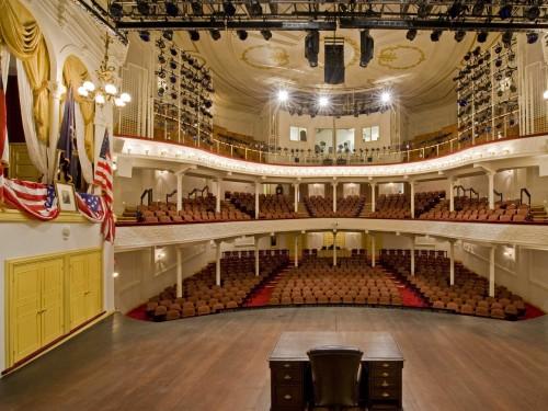 Virtual Tour | Fords Theatre