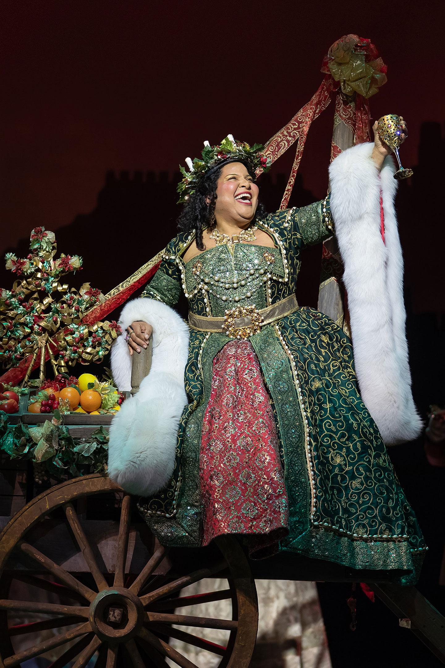 Christmas Carol Ghosts.A Christmas Carol Fords Theatre