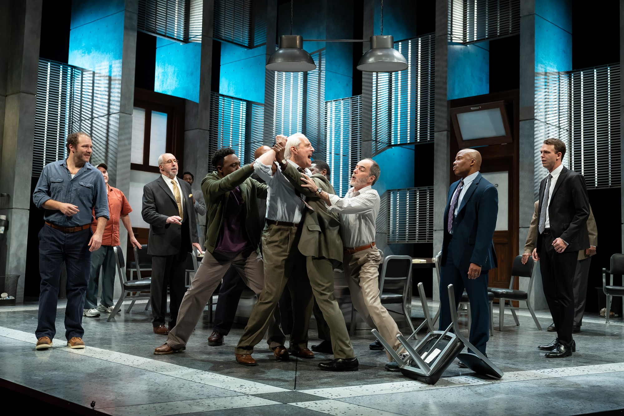 Twelve Angry Men Fords Theatre
