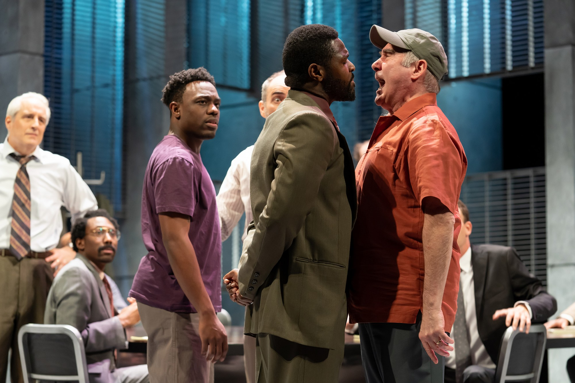 Twelve Angry Men | Fords Theatre