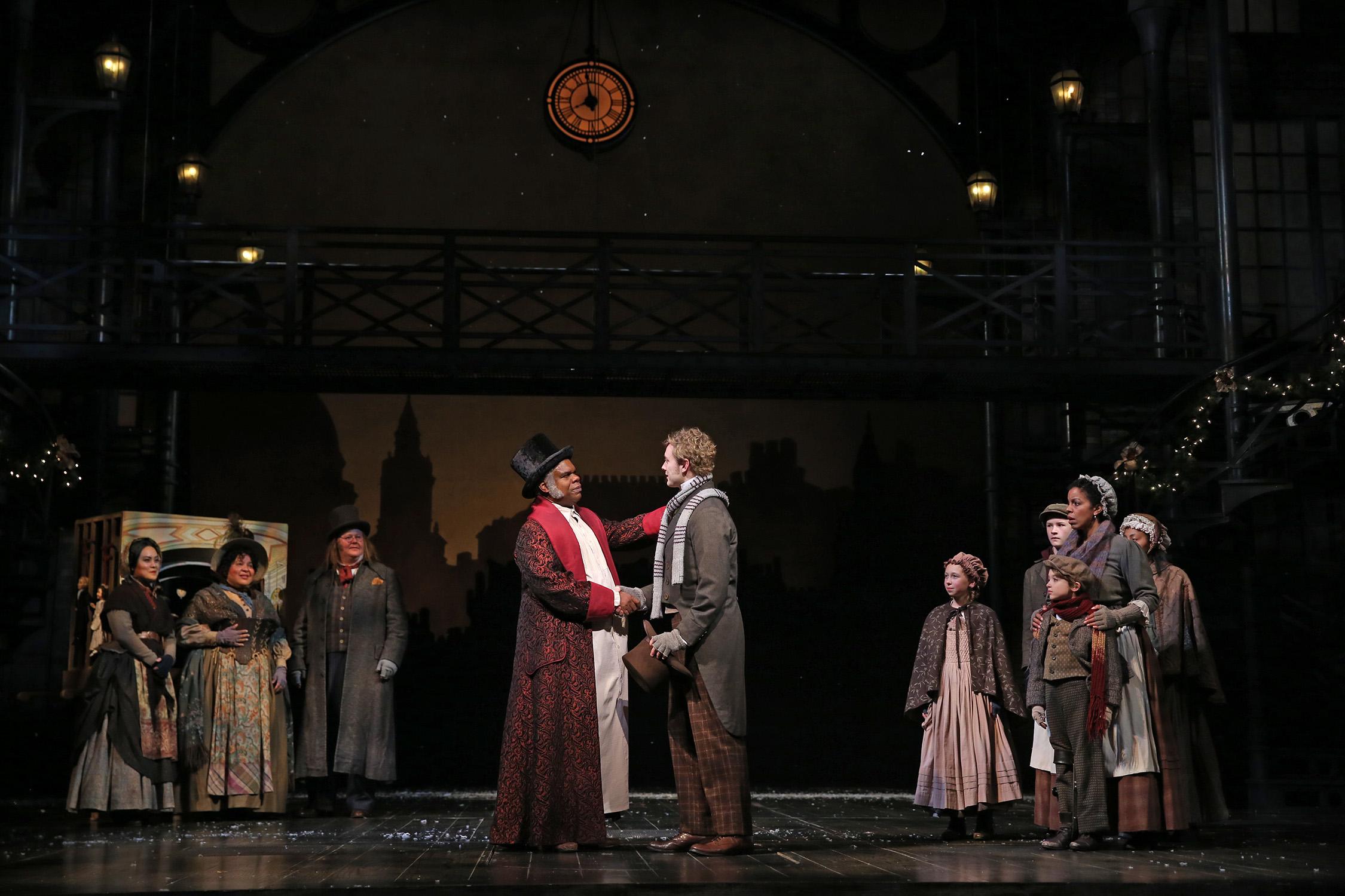 A Christmas Carol 2019 Fords Theatre