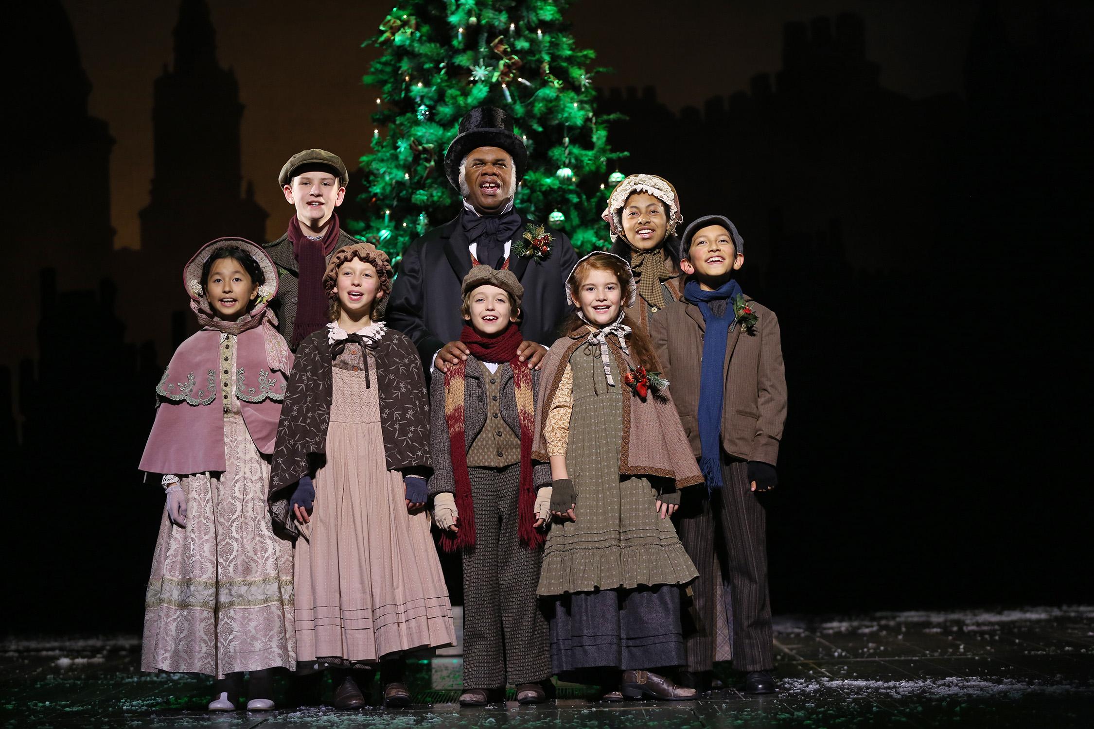 A Christmas Carol Lincoln Nebraska 2020 A Christmas Carol   2019   Fords Theatre
