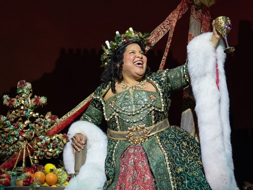 A Christmas Carol 2018 Fords Theatre