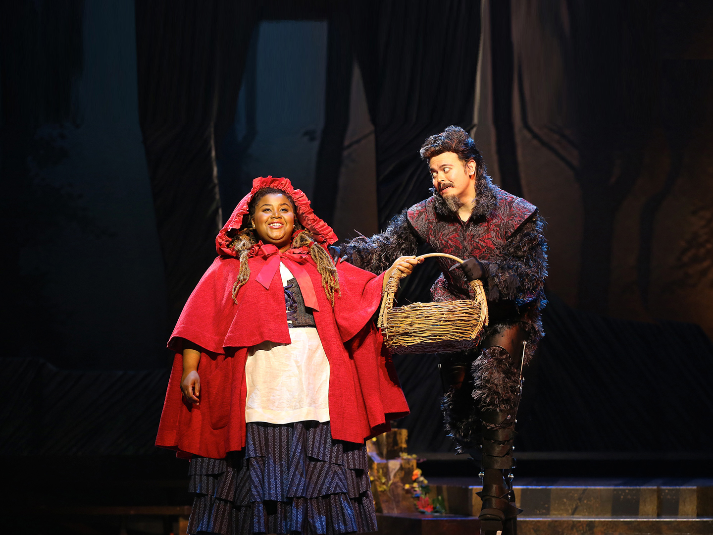 Into The Woods Fords Theatre