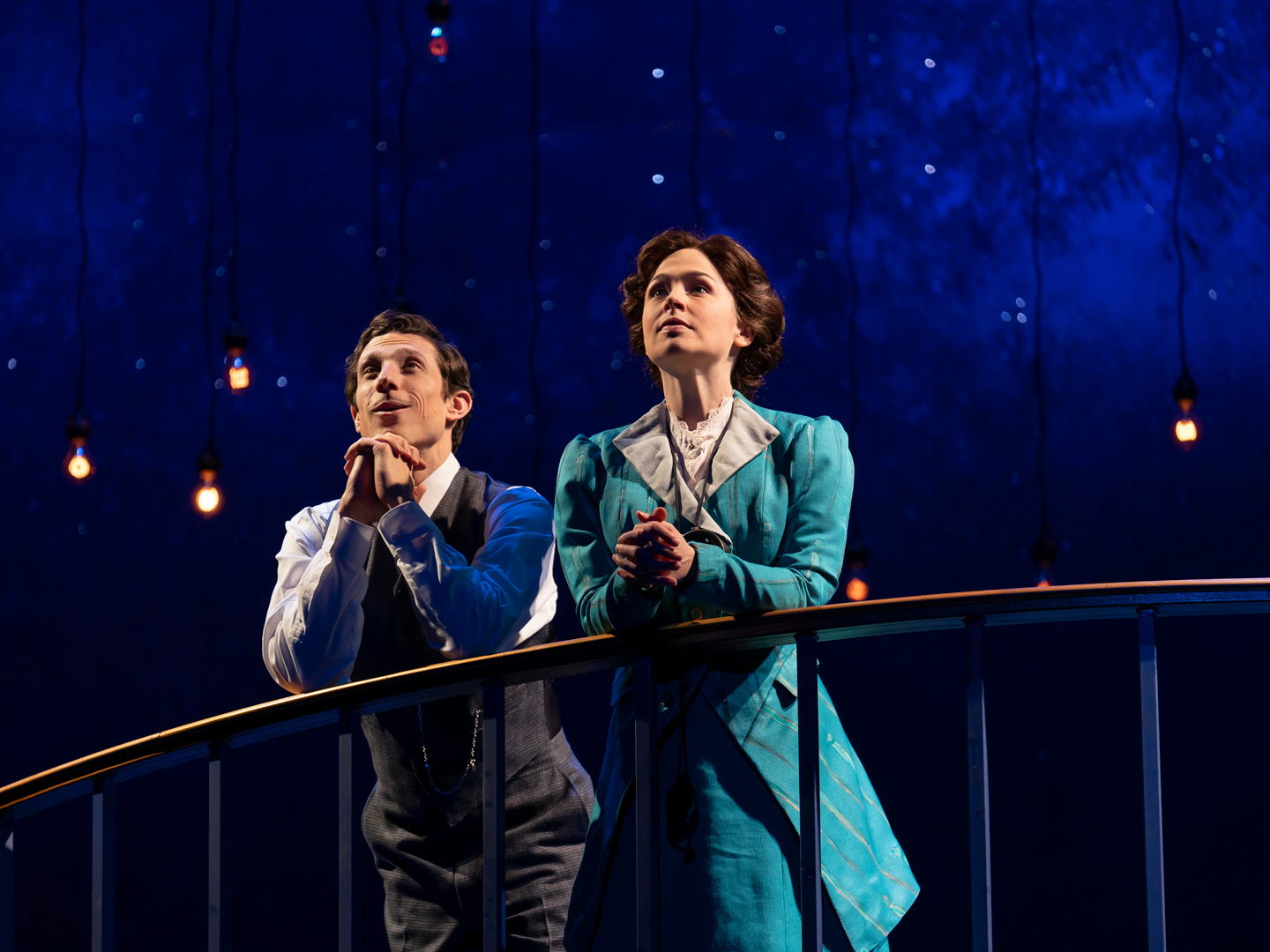 The silence in our stars: Silent Sky at Tampa Rep
