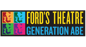 Ford's Theatre Generation Abe, Click to Join Generation Abe (logo)